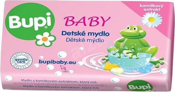 BUPI Baby Detské mydlo s harmančekovým extraktom 100 g - Tuhé mydlo