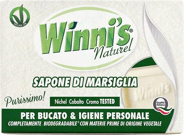 WINNI´S Sapone Marsiglia 250 G - Tuhé mydlo