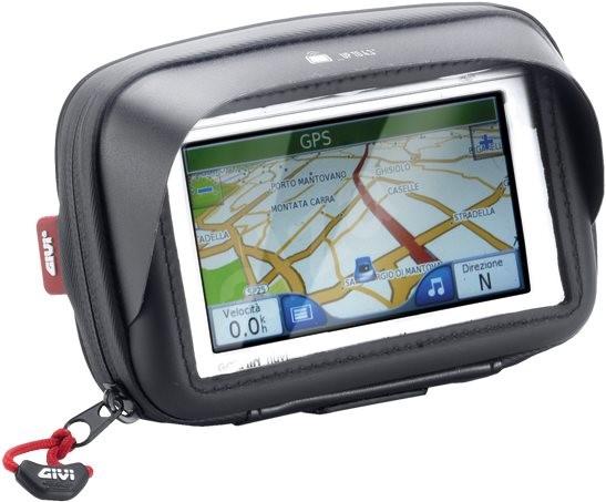 GIVI S954B taštička na prichytenie telefónu alebo navigácie do 5 5cbcdb5c764