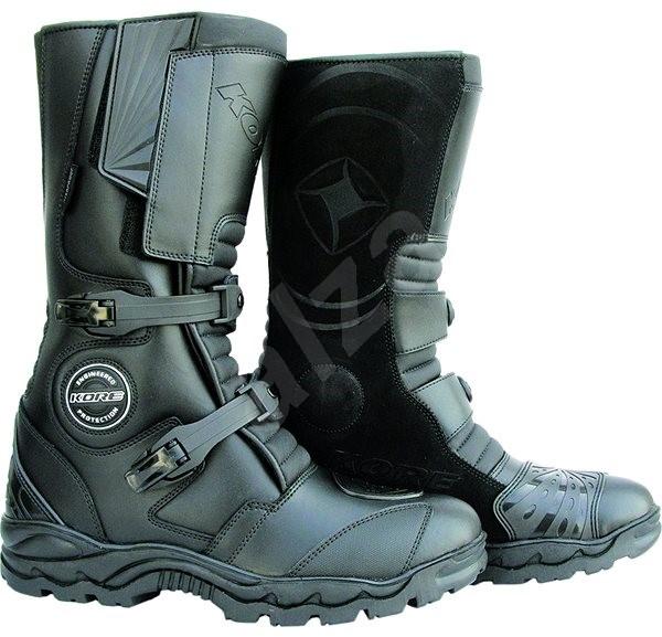 948beacc0b43 KORE Adventure 48 - Topánky na motorku