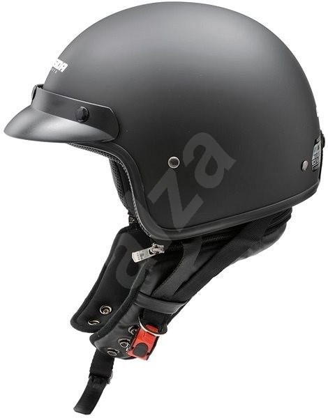 b0e927ec9510a CASSIDA Police (čierna matná, veľkosť M) - Prilba na skúter | Alza.sk