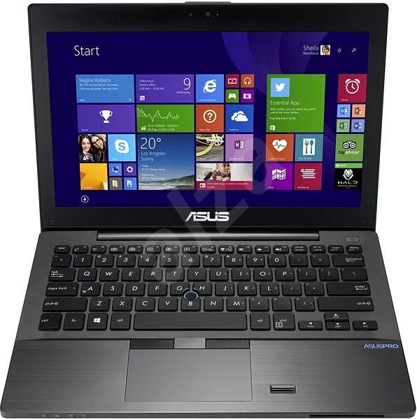 ASUS ASUSPRO ADVANCED BU201LA-DT239G carbon - Notebook