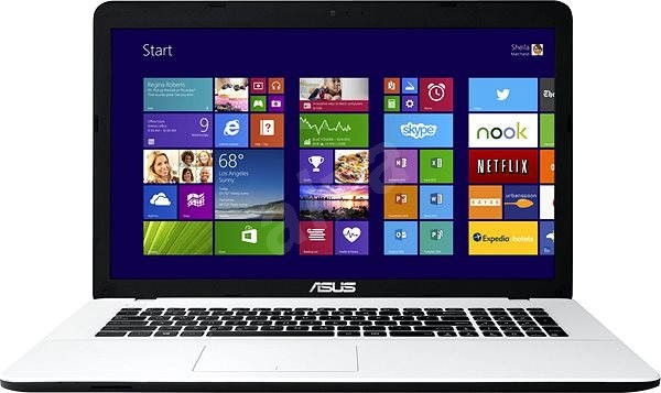 ASUS X751LB-TY014H biely - Notebook