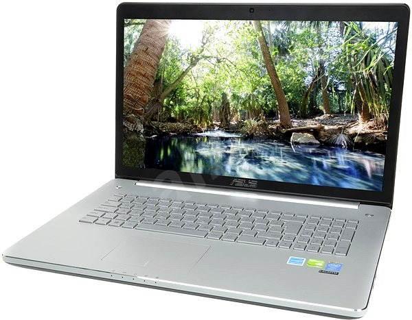 ASUS N750JV-T4108H - Notebook