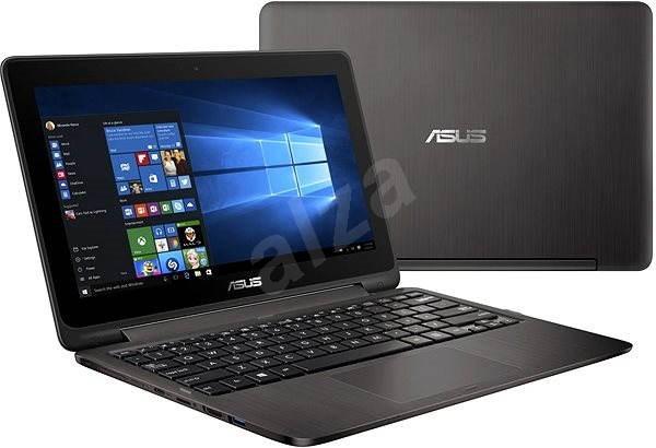5928556a4 ASUS Transformer Book Flip TP201SA-FV0007T sivý kovový - Tablet PC ...