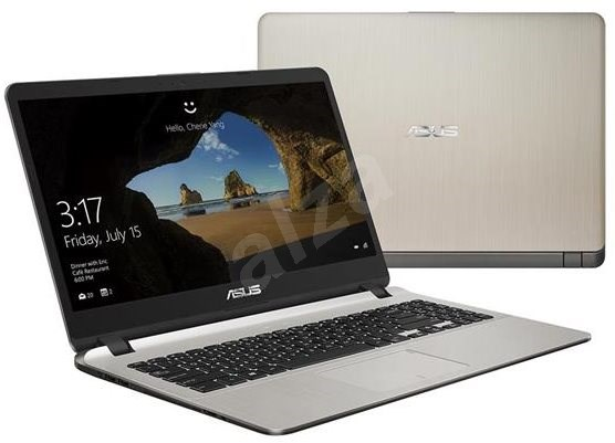 2cf258a50 ASUS X507UB-EJ339T Icicle Gold - Notebook | Alza.sk