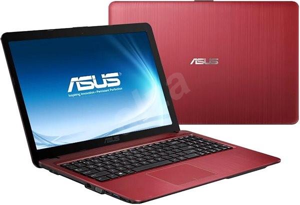 29ed87a955 ASUS VivoBook Max X541NA-GQ029 Červený - Notebook