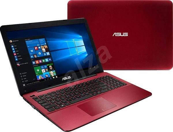 ASUS F555LF-DM242T červený - Notebook