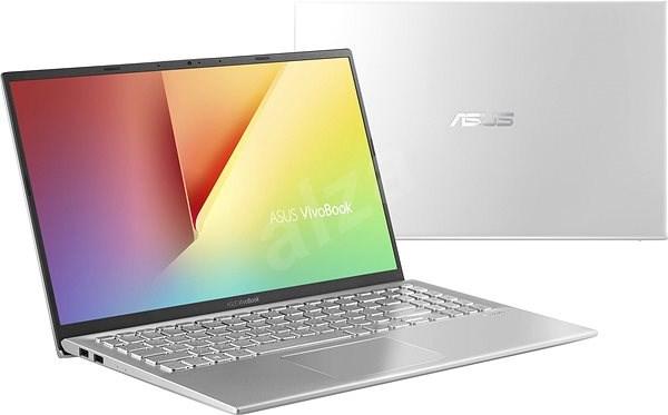 ASUS VivoBook 15 X512UF-EJ128T Silver - Notebook  d16e0a3adb1