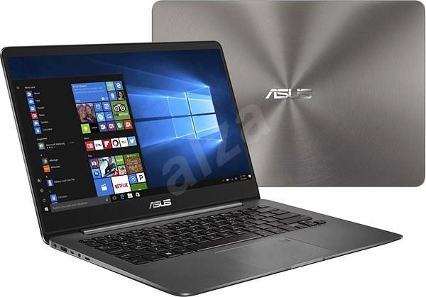 6365bc164e ASUS ZENBOOK UX430UQ-GV218T Grey Metal - Notebook