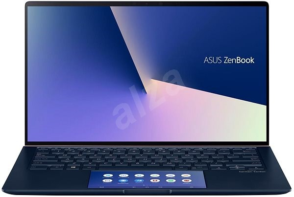 ASUS ZenBook 14 UX434FL-A6007T Royal Blue Metal - Ultrabook