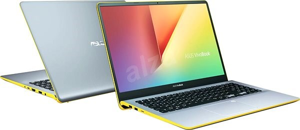 ASUS VivoBook S15 S530UN-BQ084T Silver Metal - Notebook  1f9caf364b3