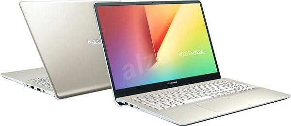 ASUS VivoBook S15 S530UN-BQ115T Gold Metal - Notebook  64aebf8f9ef