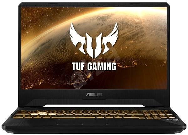 ASUS TUF Gaming FX505DD-BQ114T Stealth Black - Herný notebook