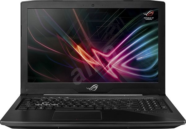 6f126968d2 ASUS ROG STRIX GL503VM-FY022T Black Metal - Herný notebook ...