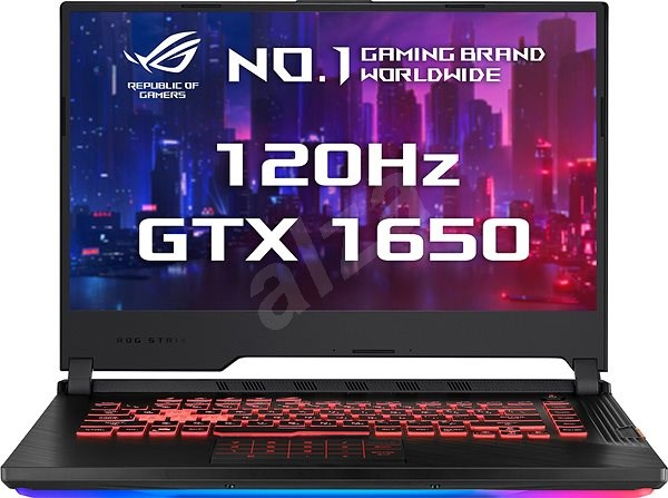 ASUS ROG STRIX G G531GT-AL106T Black - Herný notebook