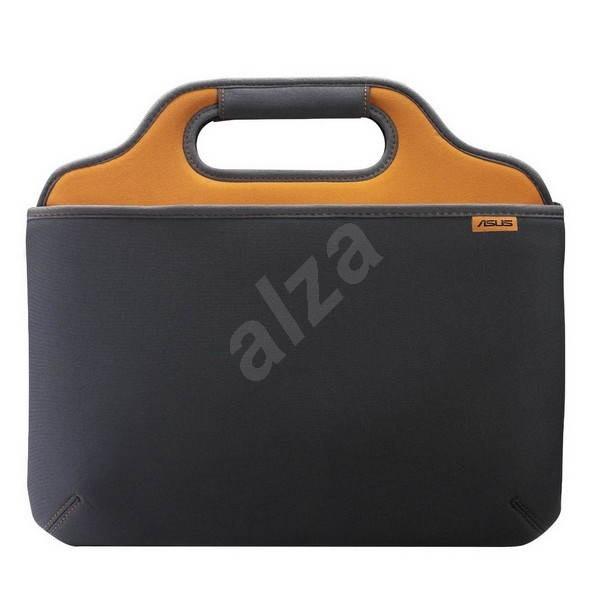 """ASUS O2XYGEN 10"""" oranžovo-šedé - Neoprénové puzdro"""