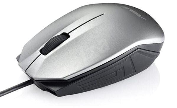 ASUS UT280 strieborná - Myš
