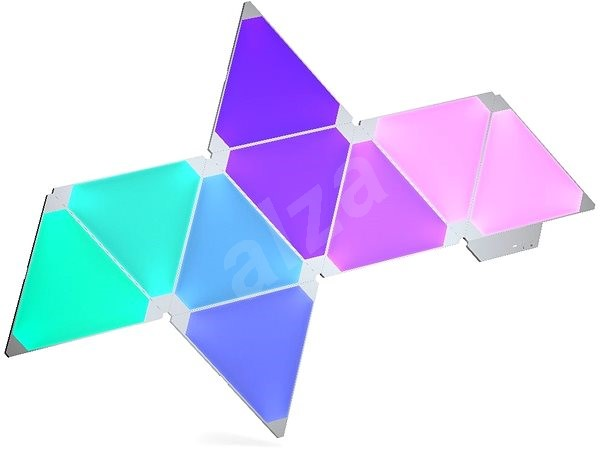 Nanoleaf Light Panels Rhythm Smarter Kit - LED svetlo