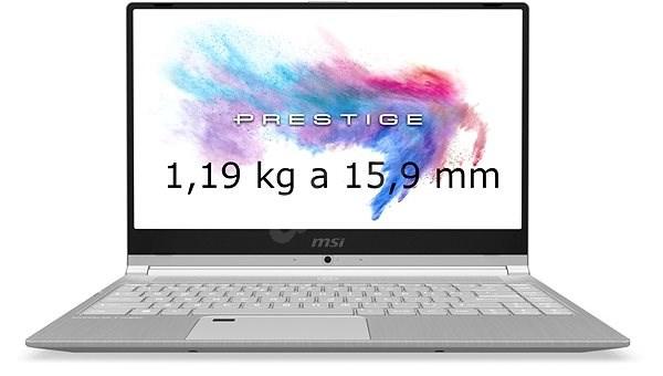 MSI PS42 8RC-019CZ - Ultrabook