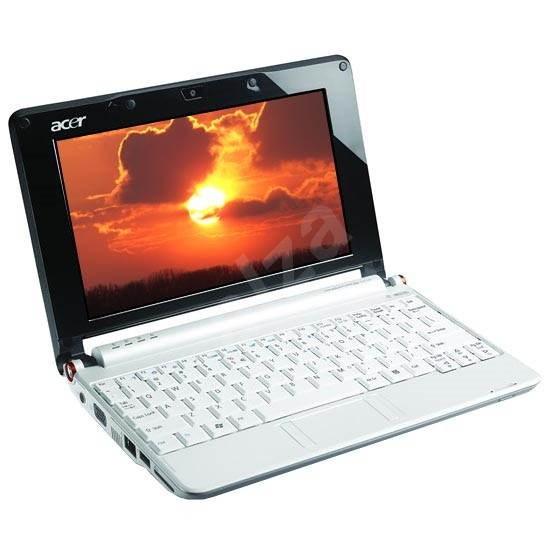 Acer Aspire ONE A150-Bw bílý (white) - Notebook