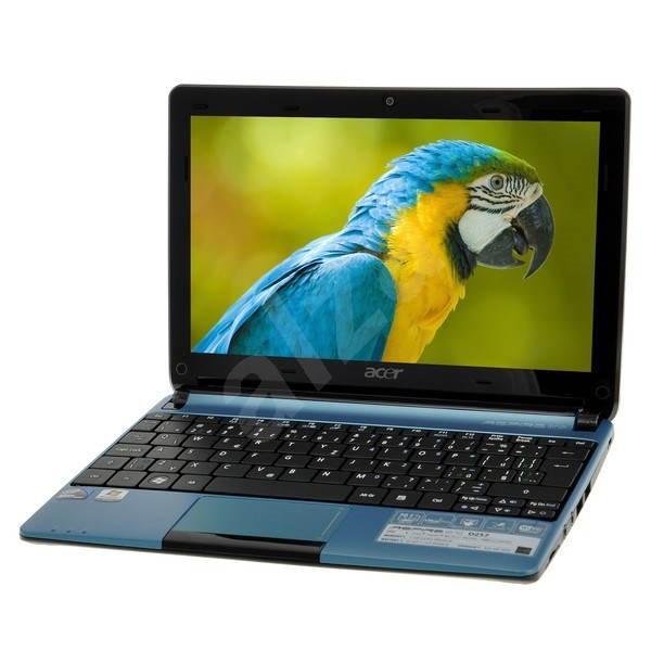 Acer Aspire ONE D257 modrý - Notebook