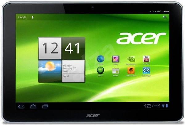 Acer Iconia Tab A210 8GB Grey - Tablet