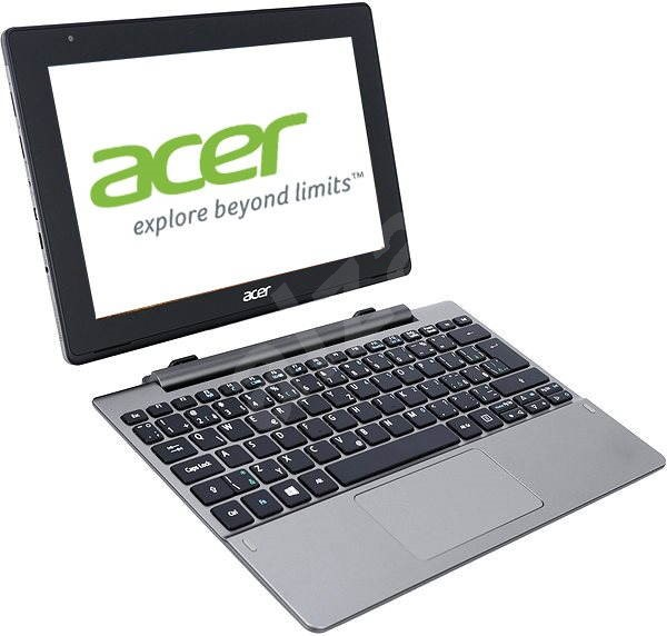 Acer Aspire Switch 2 10 64GB + dock s 500 GB HDD a klávesnicou Aluminium - Tablet PC