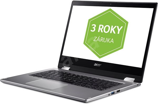 Acer Spin 3 (SP314-53N-34RT) Pure Silver - Notebook