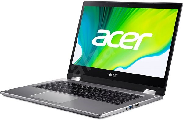 Acer Spin 3 (SP314-53N-52D8) Pure Silver - Tablet PC