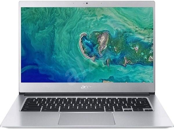 Acer Chromebook 14 Pure Silver Aluminium - Chromebook