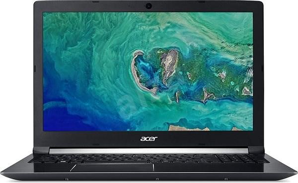 Acer Aspire 7 Obsidian Black - Notebook