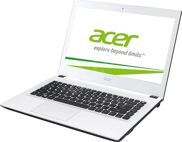 Acer Aspire E14 Cotton White Design 2015 - Notebook