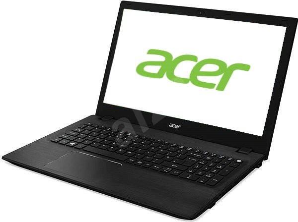 Acer Aspire F15 Black Aluminium - Notebook