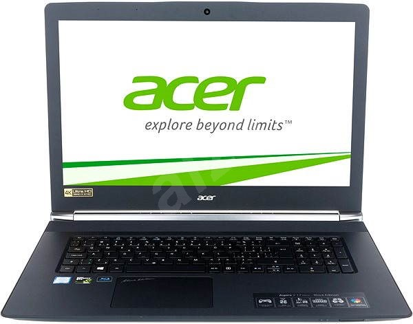 Acer Aspire V17 Nitro 4K Black Edition II - Notebook