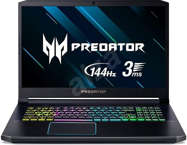 Acer Predator Helios 300 (PH317-53-74W8)  Abyssal Black Celokovový - Herný notebook