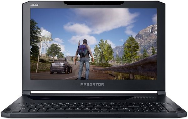 Acer Predator Triton 700 Obsidian Black Aluminium - Herný notebook ... 62f61a8b236