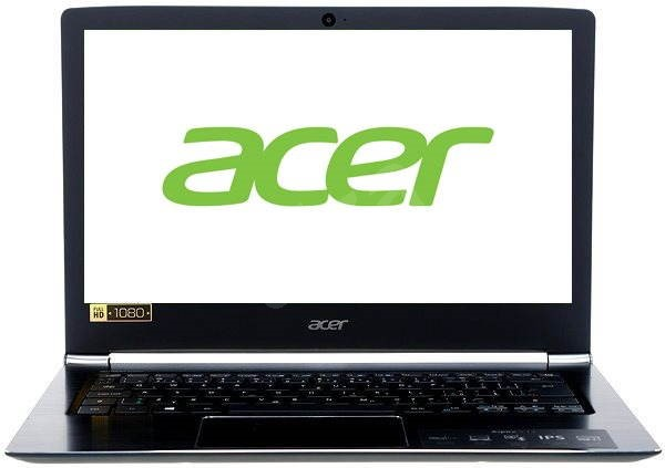 Acer Aspire S13 Obsidian Black Aluminium - Notebook