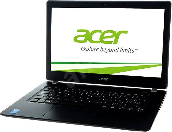 Acer TravelMate P236-M Black Aluminium - Notebook