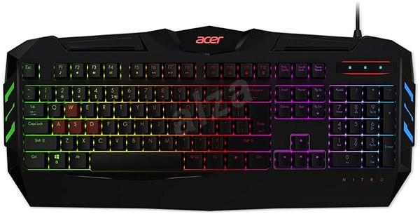 Acer Nitro Keyboard - Herná klávesnica