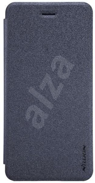 Nillkin Sparkle Folio pre Honor 9 Lite Black - Puzdro na mobil