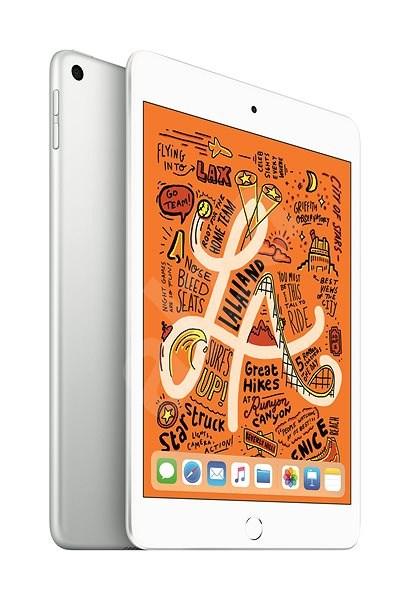 60c5962547 iPad mini 64GB WiFi Strieborný 2019 - Tablet