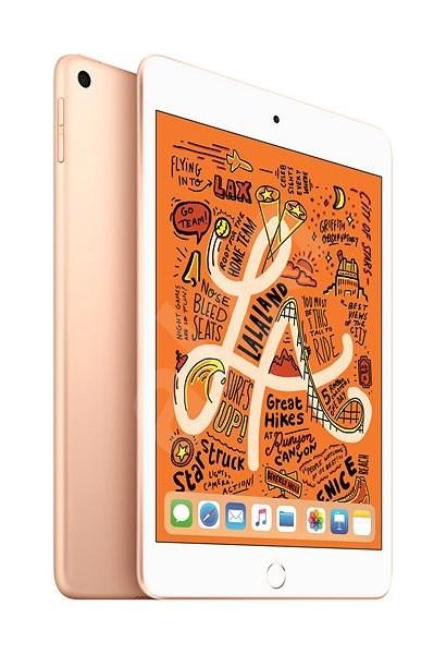 iPad mini 64GB WiFi Zlatý 2019 - Tablet