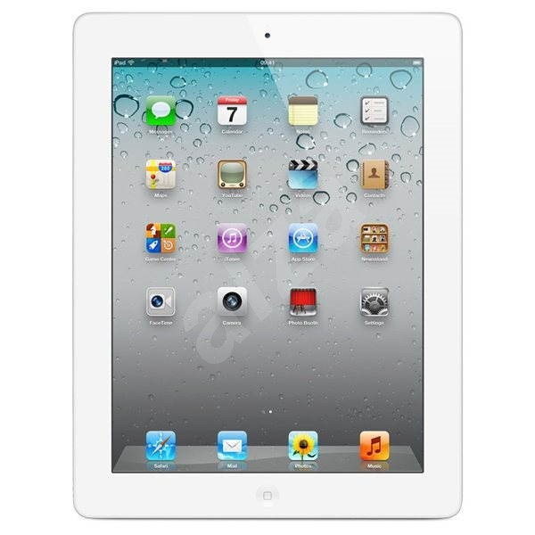 iPad 2 64GB Wi-Fi White - Tablet