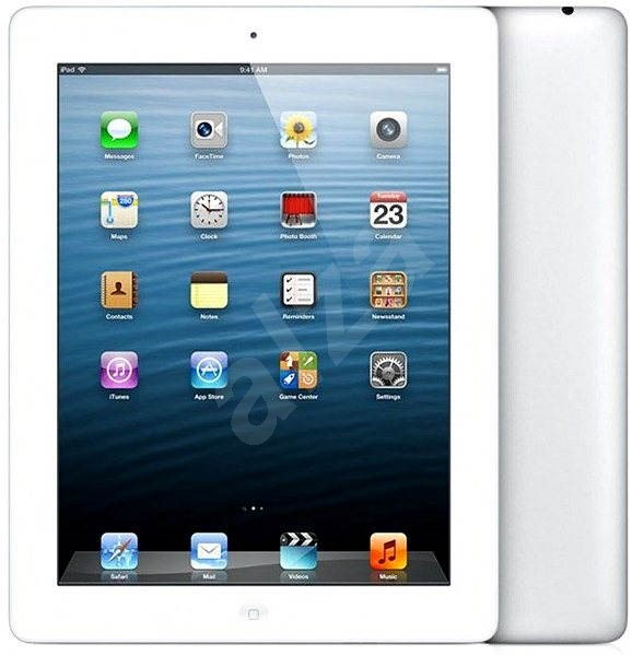 iPad s Retina displejem 128GB WiFi White - Tablet