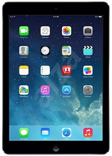 iPad Air 64GB WiFi Cellular Space Gray   Black - Tablet  7d5756afd42