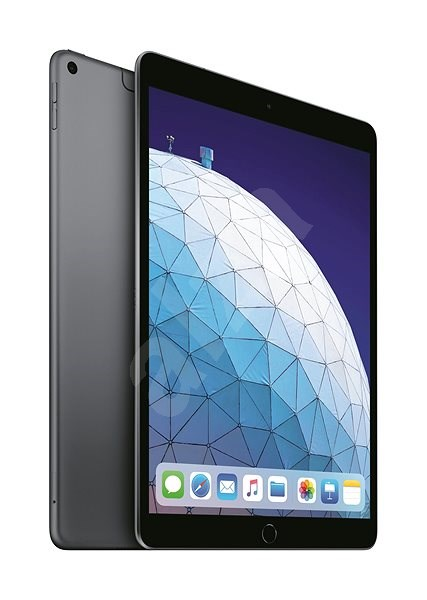 iPad Air 64 GB Cellular Vesmírně sivý 2019 - Tablet