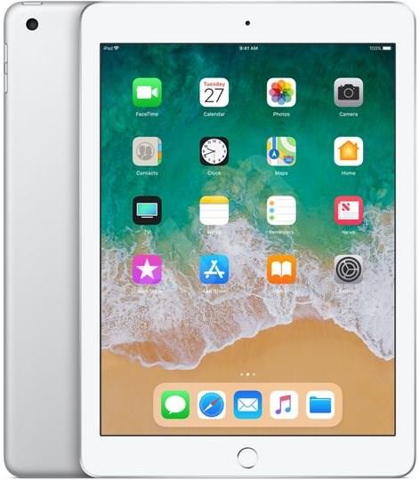 iPad 128 GB WiFi Strieborný 2018 - Tablet