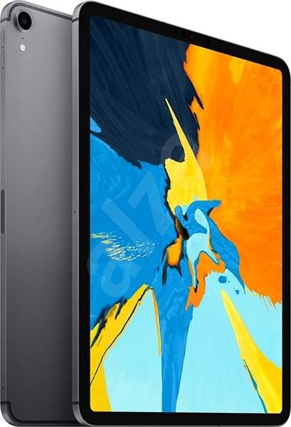 "iPad Pro 12.9"" 64 GB 2018 Vesmírne sivý - Tablet"