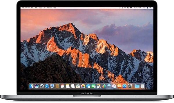"MacBook Pro 13"" Retina SK 2017 Vesmírne sivý - MacBook"